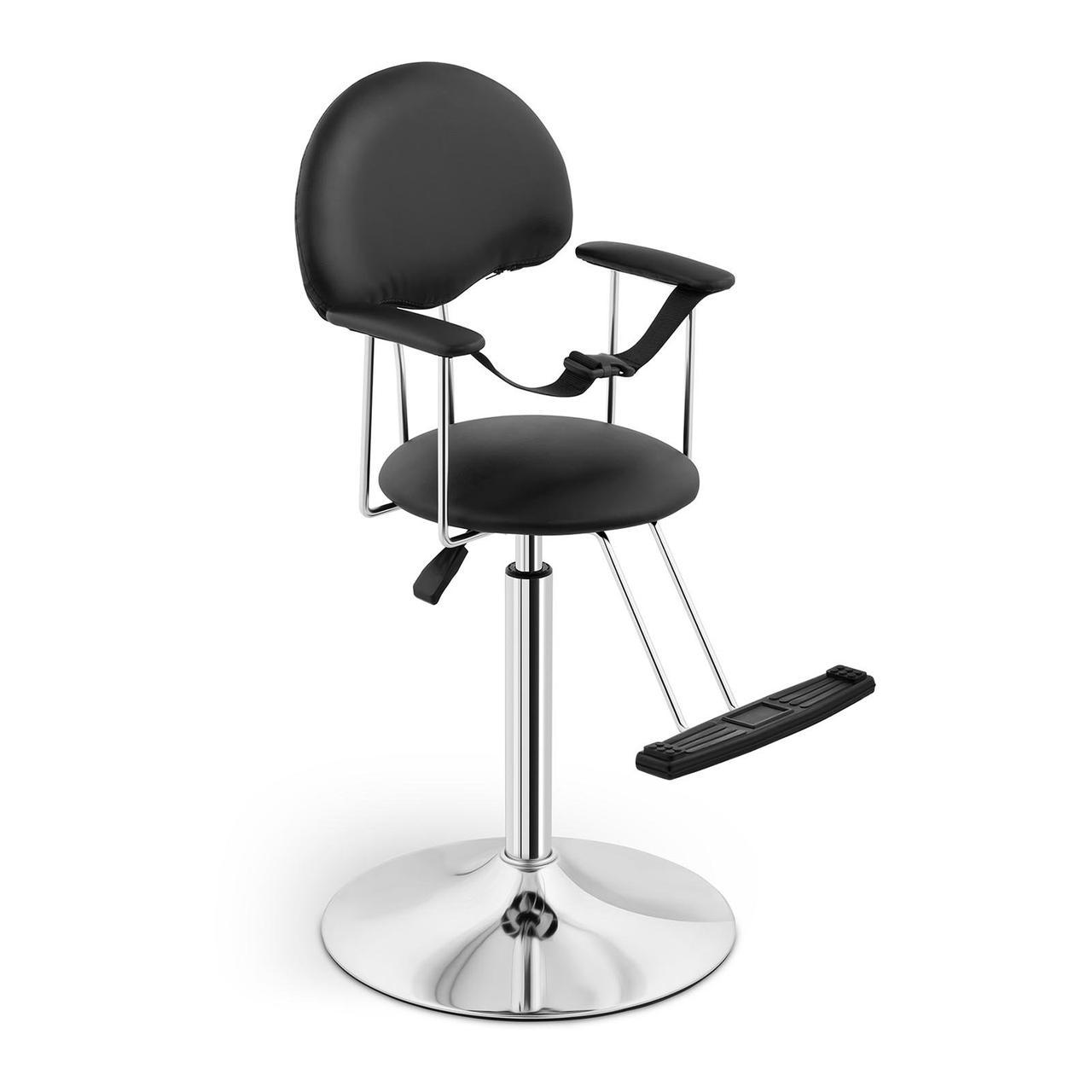 Дитяче перукарське крісло Physa Birmingham Black Physa