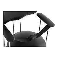 Дитяче перукарське крісло Physa Birmingham Black Physa, фото 4