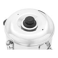 Диспенсер для горячей воды - 30л - нержавеющая сталь - 3000Вт Royal Catering, фото 4
