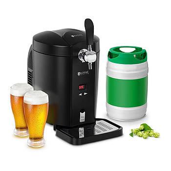 Диспенсер для пива - регулируемый 2-12 ° C - 5л Royal Catering Марка Европы