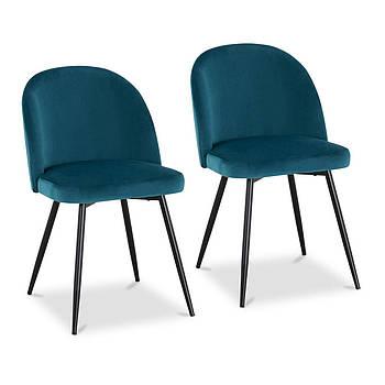Мягкое кресло - бирюза - велюр - 2 шт. Fromm & Starck Марка Европы
