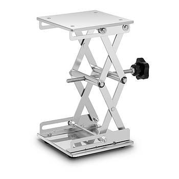 Домкрат лабораторный - 15 х 15 см - 3 кг Steinberg Systems Марка Европы
