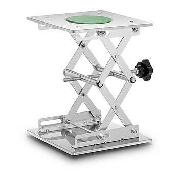 Домкрат лабораторный - 20 х 20 см - 5 кг Steinberg Systems Марка Европы