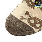 M-Tac шкарпетки легкі Mk.3 Pirate Skull Sand, фото 4