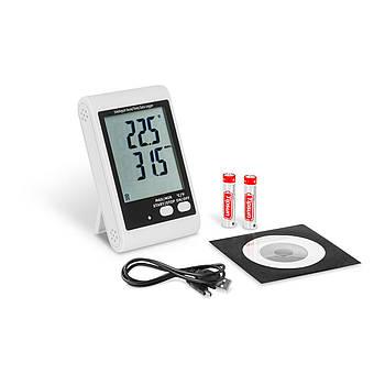 Регистратор температуры и влажности - LCD Steinberg Systems Марка Европы