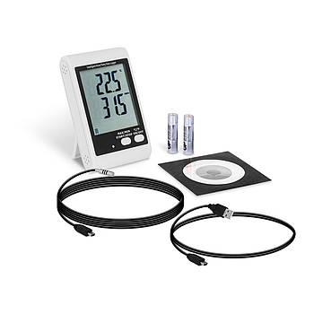 Регистратор температуры и влажности - от -40 до 125 ° C - внешний датчик Steinberg Systems Марка Европы