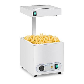 Нагреватель для картофеля фри - радиатор тепла - 850 Вт Royal Catering Марка Европы