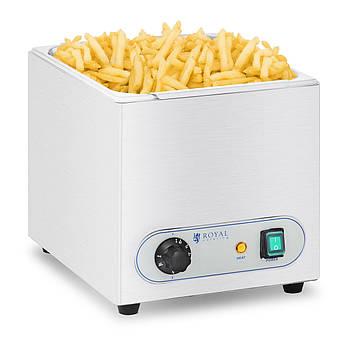 Нагреватель для картофеля фри - электрический - 350Вт Royal Catering Марка Европы