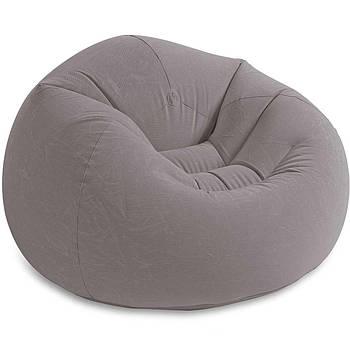 Надувное кресло INTEX 68579 inflatable pouf Марка Европы