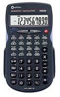 Калькулятор инженерный O75523, Optima 8+2 разрядов 135х76х16мм