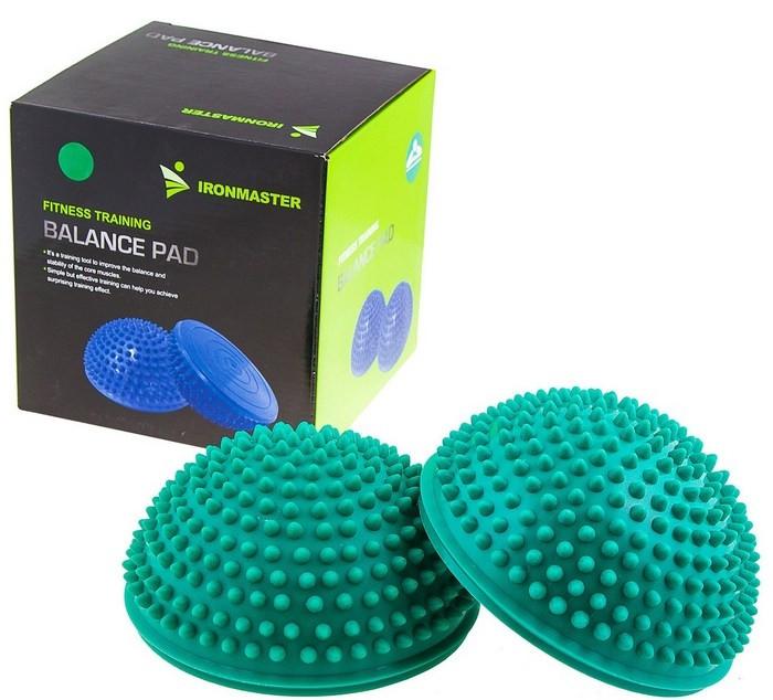 Півсфера масажна балансувальна ортопедична 2 шт. в коробці