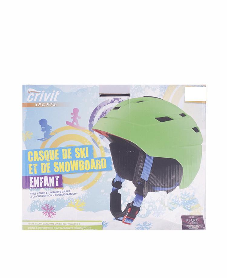 Детский шлем для лыж и сноуборда