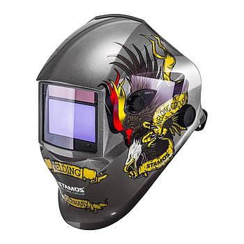 Сварочная маска - Eagle Eye - Advanced Stamos Germany Марка Европы