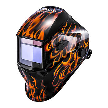 Сварочная маска - Firestarter 500 - Advanced Stamos Germany Марка Европы