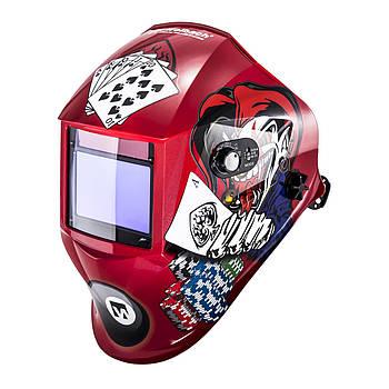 Сварочная маска - Pokerface - Professional Stamos Germany Марка Европы