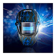 Зварювальна маска - Sub Zero - Easy Stamos Germany Марка Європи, фото 4