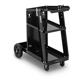 Сварочная тележка - 3 полки - 80 кг Stamos Welding Group Марка Европы