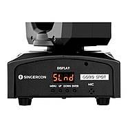 Светодиодная подвижная головка - GOBO Mini Spot Singercon, фото 2