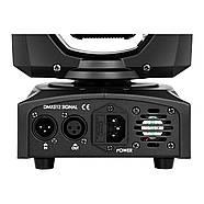 Светодиодная подвижная головка - GOBO Mini Spot Singercon, фото 4