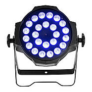 Светодиодный прожектор - 24 x 10 Вт - RGBW Singercon, фото 2
