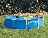 Стоечный садовый бассейн 305 x 76 см 6in1 INTEX 28200, фото 5