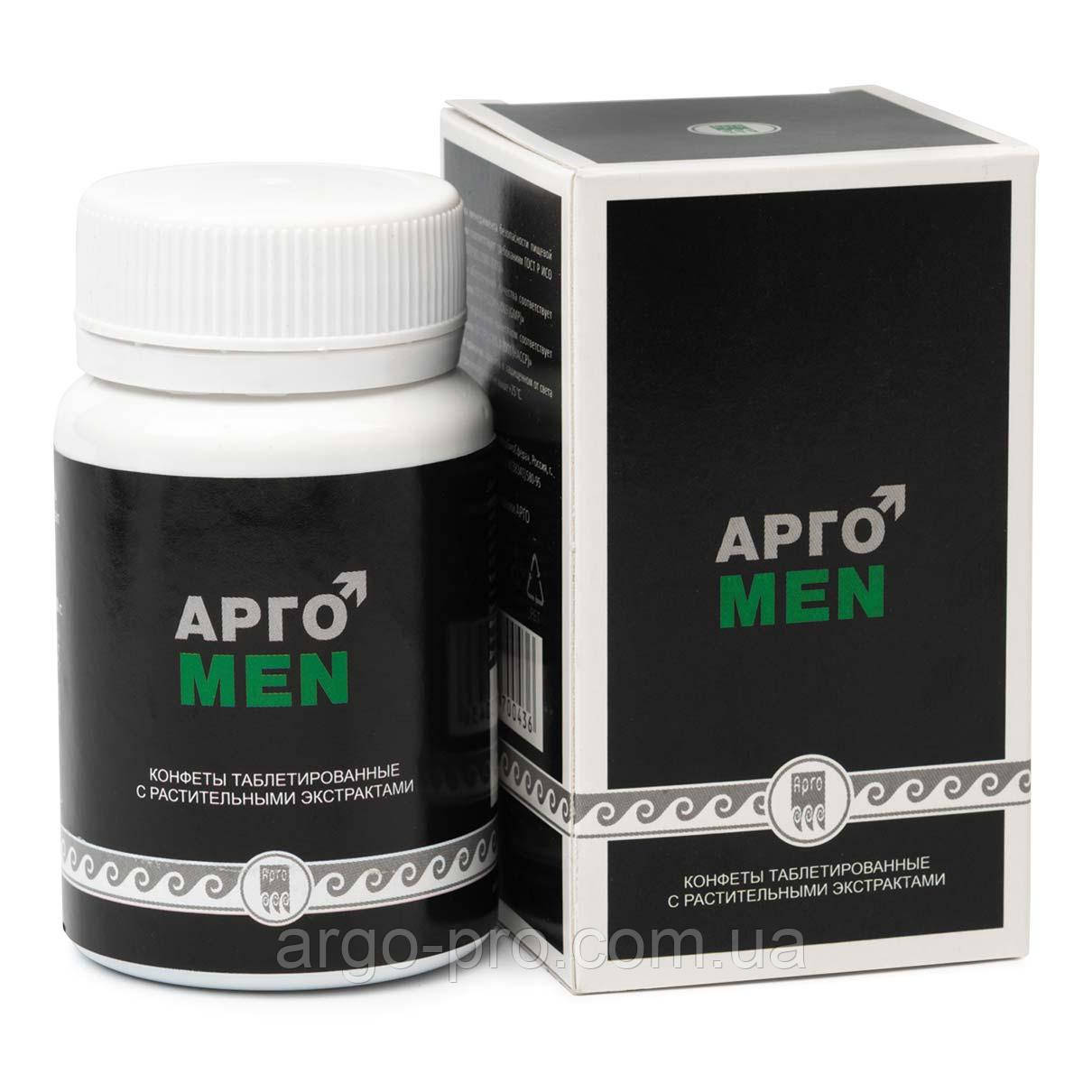 Аргомен для чоловіків (простатит, аденома, потенцію, лібідо, уретрит, цистит, пієлонефрит, безпліддя)