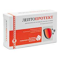 Лептопротект Арго (простуда, грипп, бронхит, вирусы, тонзиллит, иммуномодулятор, отхаркивающее), фото 1