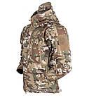 """🔥 Куртка Soft Shell """"ESDY. TAC-105"""" - Multicam (непромокаемая куртка, тактическая нацгвардии, зсу, военная), фото 2"""