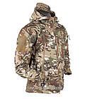 """🔥 Куртка Soft Shell """"ESDY. TAC-105"""" - Multicam (непромокаемая куртка, тактическая нацгвардии, зсу, военная), фото 3"""