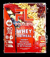 Протеїн FitLife Whey Oatmeal (50 г) Оригінал! (339786)