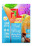 Протеїн FitLife Cool Whey Protein (50 г) Оригінал! (339761)