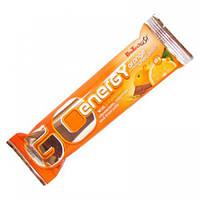 Протеїновий батончик BioTech Go Energy bar (40 г) Оригінал! (333769)