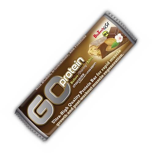 Протеиновый батончик BioTech Go Protein bar (80 г)