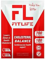 Вітаміни і мінерали FitLife Cholesterol Balance (20 кап)