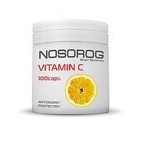 Витамины и минералы NOSOROG Vitamin C (100 капс) Оригинал! (337651)