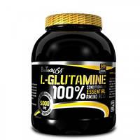 Глютамін BioTech 100% L-Glutamine (500 г)