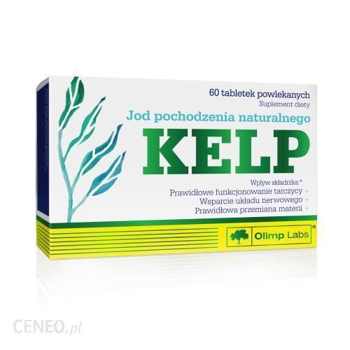 Вітаміни і мінерали Olimp Kelp (60 таб) Оригінал! (339998)
