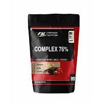 Протеїн FORTOGEN PROTEIN COMPLEX 76% (900 г) Оригінал! (339364)