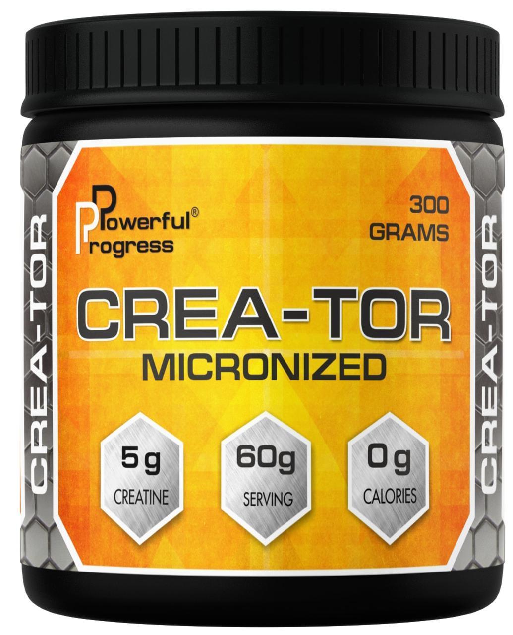 Креатин Powerful Progress Crea Tor Micronized (500 г)