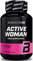 Вітаміни для жінок Active BioTech Woman (60 таб)