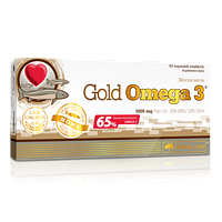 Комплекс незаменимых жирных кислот Olimp Labs Gold Omega 3 65% (60 капс)