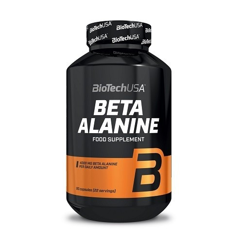 Бета-аланін BioTech Beta Alanine (90 капс)