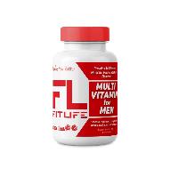 Витамины и минералы FitLife Multivitamin for Men (60 таб)
