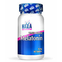 Вітаміни і мінерали HAYA LABS Melatonin Time Release 5mg (60 таб)