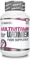 Витамины для женщин BioTech Multivitamin for Women (60 таб)