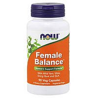 Вітаміни для жінок NOW Foods Female Balance (90 капс)