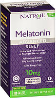 Витамины и минералы Natrol Advanced Sleep Melatonin 10 мг (60 таб)