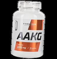 Аминокислоты Progress Nutrition AAKG (90 таб)