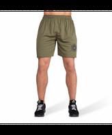 Шорти Gorilla Wear Forbes Shorts Army Green