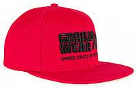 Кепка Gorilla Wear Dothan Cap Red